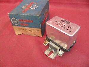 NOS Harting Voltage Regulator Peugeot 304 404 504