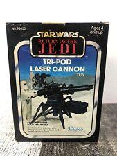 Vintage Star Wars Return of the Jedi Tri-pod Laser Cannon mint sealed box MISB.