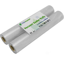 New Vacuum Food Sealer rolls 28cm X 12 metre roll Fast Delivery