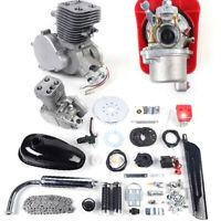 2 Stroke Bike Cycling Bicycle Motorized Engine Motor Kit Petrol Gas 100CC Engine