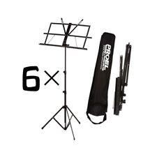 PROEL RSM300 kit pacchetto convenienza leggii regolabili + bag 6 UNITA'