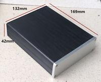 BZ1304 Full Aluminum Enclosure / Mini AMP Case/ Preamp Box/ PSU Chassis