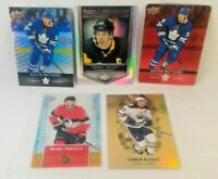 Upper Deck Tim Hortons 2019/20 Lot of 5 cards McDavid Tkachuk Crosby Matthews