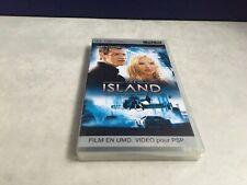THE ISLAND UMD VIDEO SONY PSP