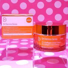 Dr Dennis Gross C + Collagen Deep Cream 1.7oz FULL SIZE! NEW BOXED!