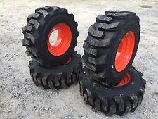 12-16.5 Carlisle Ultra Guard Skid Steer Tires/wheels/rims for Bobcat -97 lb tire