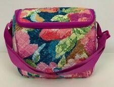 Vera Bradley Iconic Stay Cooler Lunch Bag - Superbloom