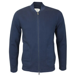 Folk - Navy Bomber Jacket - Size 2 / Small - *NEW WITH TAGS* RRP £160