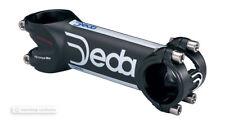 Deda Elementi ZERO100 SERVIZIO CORSE +/-6° Alloy Bicycle Bike Stem BLACK 130 MM