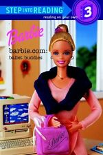 Barbie.com: Ballet Buddies (Step-Into-Reading, Ste