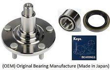 Front Wheel Hub & KOYO Bearing & Seal Kit for LEXUS GS300 93-05 & GS400 98-00