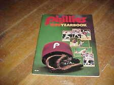 1989 Philadelphia Phillies Baseball Yearbook