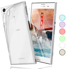 Silicone Case For sony Xperia Z3 Protective Transparent Thin TPU New Back Cover