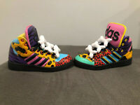 Jeremy Scott Adidas Instinct HiNEW IN BOX sneakers tennis