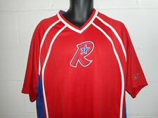 Majestic Reading Fightin Phils Pullover Sewn Jersey XL