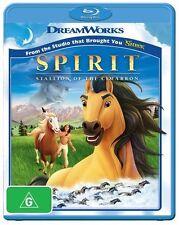 Spirit - Stallion Of The Cimarron (Blu-ray, 2014)