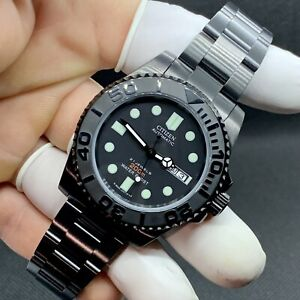 Citizen PROMASTER 150M Diver Watch YACHTMASTER SUBMARINER Mod 8200 W/ HACKING