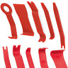 5pc Trim Car Body Auto Door Panel Dashboard Removal Pry Pullers Garage Tool Set