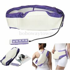 NEW Slimming Lose Weight body Slim Fat Burning Massager Belt - Slender Shaper Bo