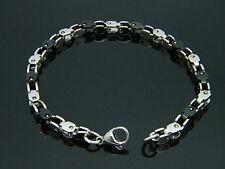 Pulsera De Acero Inoxidable 316 L Para Hombre Joyería Bracelet L4