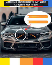 FRONT GRILLE TRIM STRIPS PIPE FOR BMW 1 2 3 4 5 SERIES V BRACE
