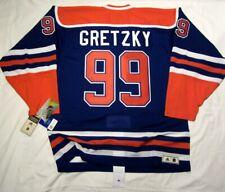 WAYNE GRETZKY sz 56 = XXL Adidas Classic Heroes Of Hockey Edmonton Oilers Jersey