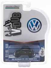1:64 GreenLight *CLUB V-DUB* VOLKSWAGEN VW Black 1938 Type 1 Split Window Beetle