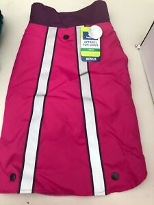 Pink Reflective 2 in 1 Coat