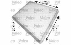 VALEO Filtre habitacle pour MERCEDES-BENZ CLS CLASSE E 698702 - Mister Auto