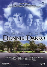 DONNIE DARKO - Kelly DVD Gyllenhaal Barrymore Malone OOP