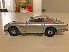 "Corgi 270 James Bond Aston Martin DB5 w/baddie ""original"""