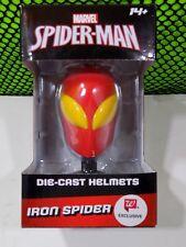 Marvel Legends Avengers Spiderman DieCast Iron Spider Helmet Walgreens Exclusive