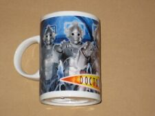 DOCTOR WHO MUG CYBERMEN WITH VOICE CHIP VARIOUS PHRASES