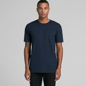 10 X AS COLOUR 5001 STAPLE TEE MENS T-SHIRT UNISEX FREE SHIPPING