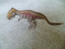 """Large 10"""" Schleich - GIGANOTOSAURUS DINOSAUR - Toy Figure with Opening Mouth"""