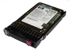 Lot of 4 Genuine HP 72GB 15K 2.5 DP SAS HDD DH072BAAKN P//N 459889-002