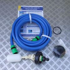 MAINS WATER ADAPTOR KIT for AQUAROLL WATER HOG etc MOTORHOME CARAVAN BOAT CAMPER