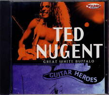 ZOUNDS CD: TED NUGENT - GUITAR HEROES Vol. 2