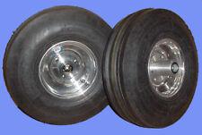 2 new 3.50-6 John Deere Garden Tractor Puller Front Tires Wheels Rims Kit-F