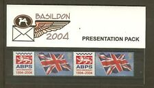 GB - 2004 ABPS 10th Anniversary Smilers Stamps Presentation Pack (Ltd Ed.100)