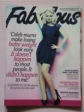 FABULOUS NEWS OF THE WORLD MAGAZINE - Dancing on ice Jennifer Ellison