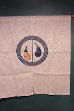 Okinawa Noren Woven Material Hyotan Gord Design Izakaya Sushi Bar Curtain