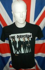 One Direction On The Road Again Tour 2015 Pop Music T-Shirt (M)
