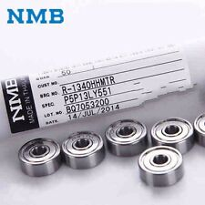 Super Precision Ball Bearing NMB624 (R-1340HH) 624ZZ 13*4*5mm 10PCS