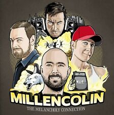Millencolin-The Melancholy Connection + Bonus DVD CD + DVD NUOVO