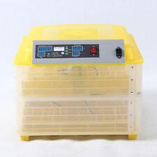 STON 112 Eggs Incubator Auto Digital Turner Poultry Chicken Quail Duck Hatcher