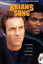 BRIAN'S SONG Movie POSTER 27x40 James Caan Billy Dee Williams Jack Warden