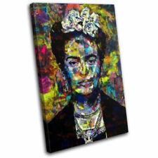 Frida Kahlo Abstract Art Prints