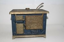"""Early 1900's Kenton Cast Iron """"Novelty"""" Childs Large Cook Stove, Original #2"""
