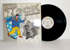 VENTURES - Pioneros del Rock LP España 1985 EMI 056-2606421 EX/VG++